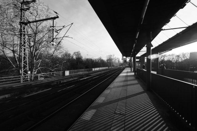 Berlin-Tiergarten Station.
