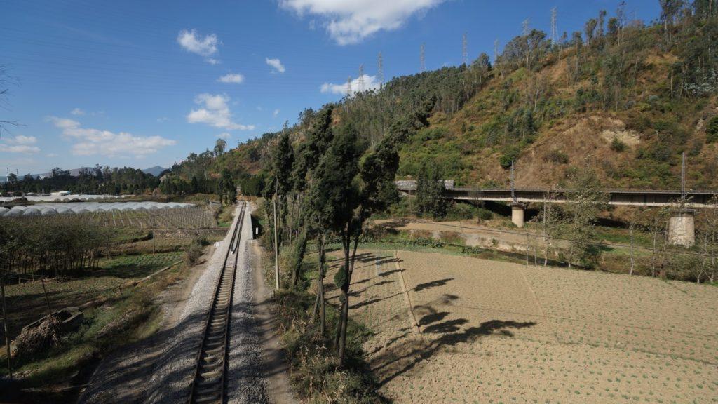 滇越鐵路自駕遊(上)米軌篇 — 中國浪漫法式米軌
